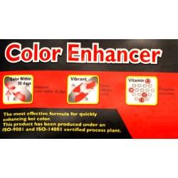 Aqua Master Koi Color Enhancer 1kg bag SM
