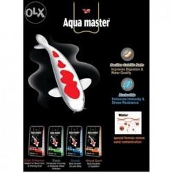 Aqua Master Koi Color Enhancer 1kg bag LG