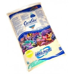 CaribSea Live Aragonite Reef Sand Bahamasoolite 20lbs x 2