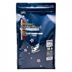 Saki-Hikari Pure White Koi Diet Food 11 lb - Medium