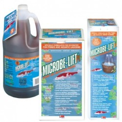 Microbe-Lift PL Beneficial Bacteria for Ponds 1 Pin