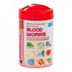 Hikari Bio-Pure FD Blood Worms 1.76oz