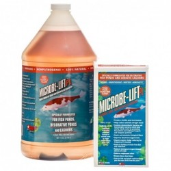 Microbe-Lift PL Beneficial Bacteria for Ponds 1 Quart