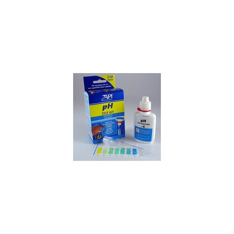 Aquarium Pharmaceuticals Ph Test Kit Instructions