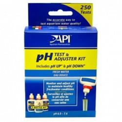 API pH Test & Adjuster Kit for Freshwater
