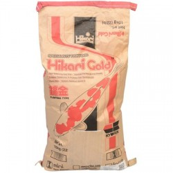 Hikari Gold Koi Food 22 lb - Medium