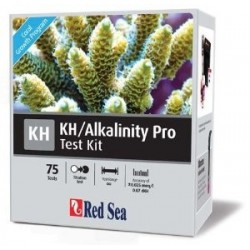 Red Sea Alkalinity Pro Test Kit - 75 Tests