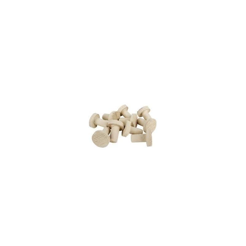 """.75"""" Ceramic Coral Plug"""