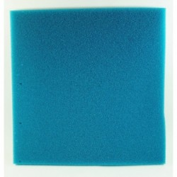 Blue Filter Sponge 40 x 40 x 2