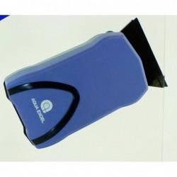 Aqua Excel Magnet Scraper Medium Blue Color