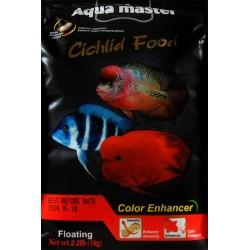 Aqua Master Cichlid Food 2.2lbs Small Pellet
