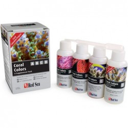 Coral Colors - 4 Supplement Pack