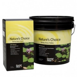 Crystal Clear Nature's Choice, Barley Pellets 5LB