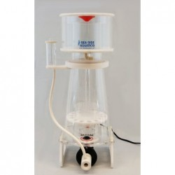 Sea Side Aquatics TS9 Internal Protein Skimmer w/ Sicce PSK1200
