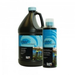 D-Solv9- 64 Ounces (Quick Fix Pond Cleaner)