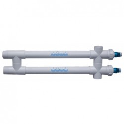 """Aqua Ultraviolet Classic 114 Watt White 2"""" UV"""