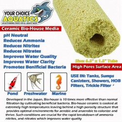 Bio Media / Bacteria House Media Bakki Shower H-1