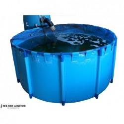 Koi bowls measuring tanks sea side aquatics llc for Koi viewing bowl