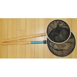 "Japanese type screen ( Diameter 13.8"",  handle length 23.6"")"