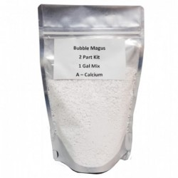 Bubble Magus 2 Part Calcium and Alkalinity Powder Kit
