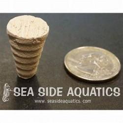 """.5"""" Ceramic Micro Single Plug"""