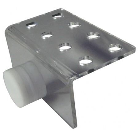 Your Choice Aquatics Magnetic Frag Rack Small Clear