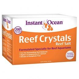 Instant Ocean Reef Crystals...