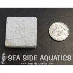 "1.25"" Cement Frag Square 100pcs per bag"