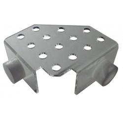 Clear Magnet Corner Frag Rack