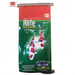ALife Koi Food Medium 5kg -...