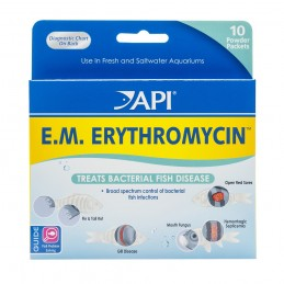 API E.M. ERYTHROMYCIN™ (10...