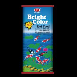 Bright Color Koi Food...