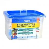 test kit, waster test, pond,