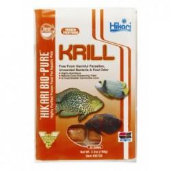 Hikari Frozen Krill (4.0oz) Flat
